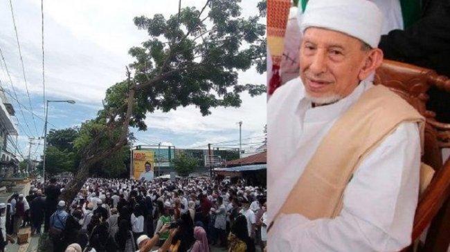 Profil Habib Saggaf bin Muhammad Aljufri, Ulama di Palu yang Pemakamannya Diantar oleh Ribuan Warga