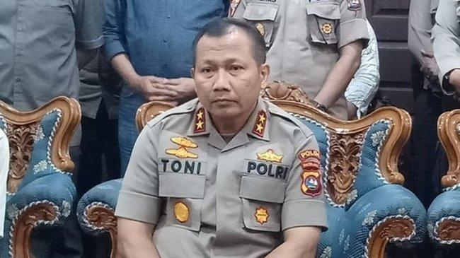 PROFIL Irjen Toni Harmanto yang Jadi Kapolda Sumsel Gantikan Eko Indra Heri, Hartanya Rp 1,1 Miliar