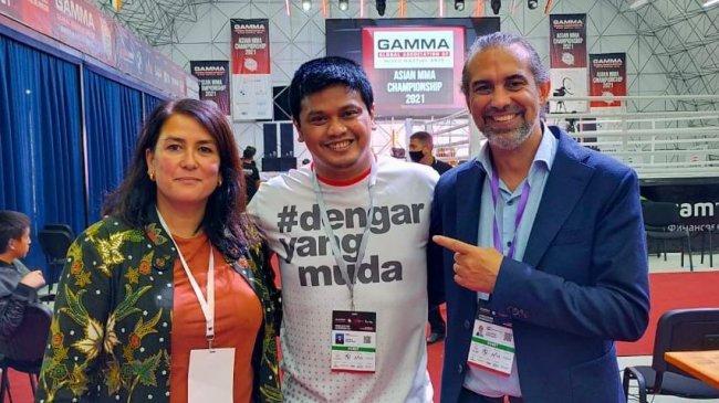 Dua Atlet Indonesia Hanya Finis di Delapan Besar Kejuaraan Asian MMA Championship