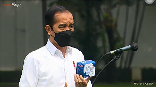 Jokowi Minta Penyaluran Bansos-Beras Dipercepat: Minggu Ini Harus Keluar