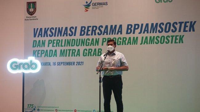 Hadir di Surakarta, Program Vaksinasi Bersama BPJAMSOSTEK Telah Tembus 90.000 Dosis