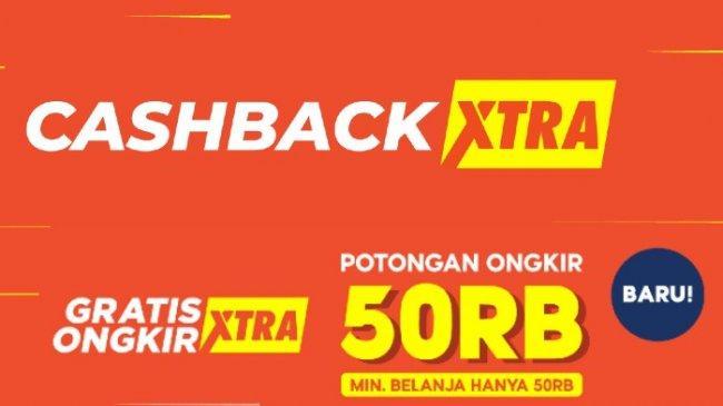 Promo Shopee Gratis Ongkir XTRA dan Cashback Hingga 50 RB, Berlaku sampai dengan 30 September 2021
