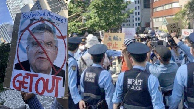 Ketua IOC Diprotes Keras Masyarakat Jepang, Menginap di Hotel 40.000 Yen Semalam?