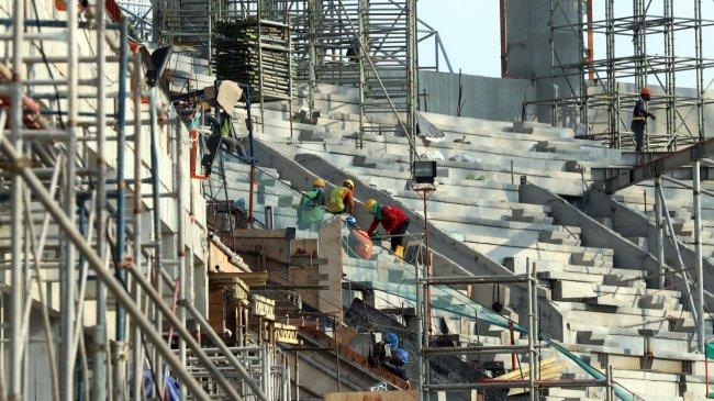 Proyek Pembangunan JIS Capai 71 Persen