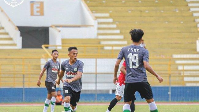 PSMS Medan Giat Latihan Sambut Liga 2, 4 Pemain Merapat ke Ayam Kinantan