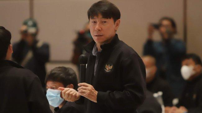 TKA Dilarang Masuk Indonesia, Shin Tae-yong Tak Bisa Pimpin TC Skuat Garuda?
