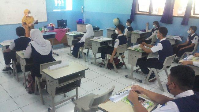 Disdik DKI Jakarta tidak Temukan 25 Klaster Covid-19 Selama PTM