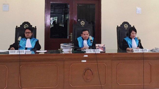Nono Sampono Senang Mendengar Putusan Majelis Hakim