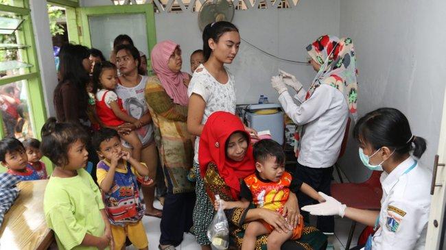 Cegah Penularan Difteri, Kemenkes Usulkan Kartu Imunisasi Sebagai Syarat Masuk Sekolah