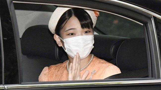 Pertemuan Terakhir Putri Mako Dengan Kaisar Kehormatan Jepang sebagai Anggota Kekaisaran