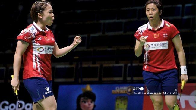 Hasil China vs Denmark Perempat Final Piala Sudirman 2021, Tim Tirai Bambu Melaju ke Semifinal