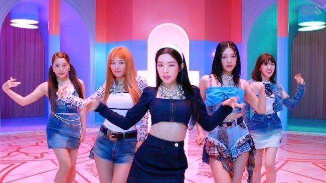 Lirik Lagu Red Velvet - Queendom, Lengkap Video Klip dan Terjemahannya dalam Bahasa Indonesia