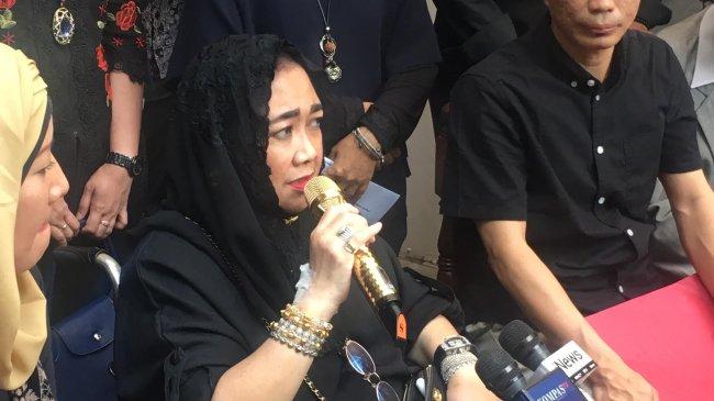 Rachmawati Soekarnoputri akan Dimakamkan di Samping Makam Ibunya TPU Karet Bivak