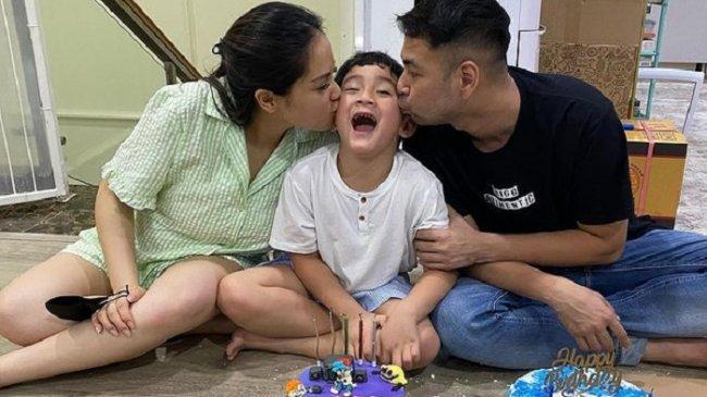 Raffi Ahmad Berharap Diberi Umur Panjang Agar Bisa Melihat Rafathar Nikah