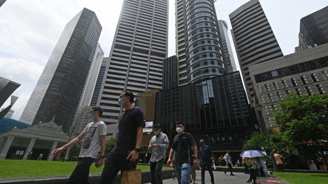 Ahli Sebut Kebijakan Singapura Efektif Mengatasi Lonjakan Kasus Covid-19