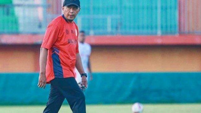 Madura United Libur, Make Aldo Maulidino Tetap Rutin Ngegym Ikut Instruksi Coach RD