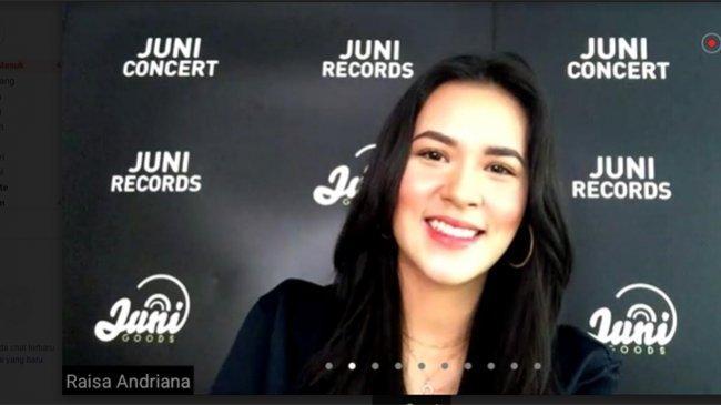 Unggah Foto Lawas, Raisa Kenang Perjalanan Awal Karirnya Sebagai Penyanyi