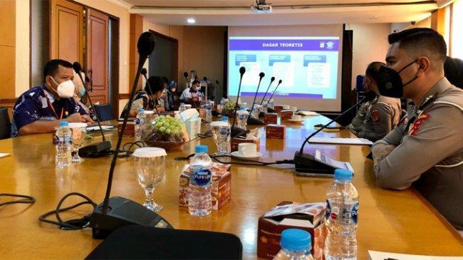 KPK Koordinasi terkait Pencegahan Korupsi pada SAMSAT DKI Jakarta