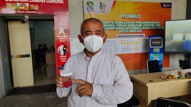 Wali Kota Rahmad Effendi Benarkan Guru di Kota Bekasi Bakal Diberikan Vaksin Booster Moderna