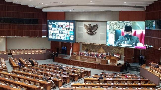 Beda Sikap Parpol Koalisi Non-Parlemen Terkait Wacana Amandemen Terbatas