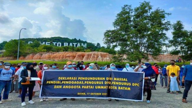 Pengurus di Daerah Mundur, Partai Ummat Ibaratkan Jahit Baju Baru: Kadang Tak Pas Meski Sudah Diukur