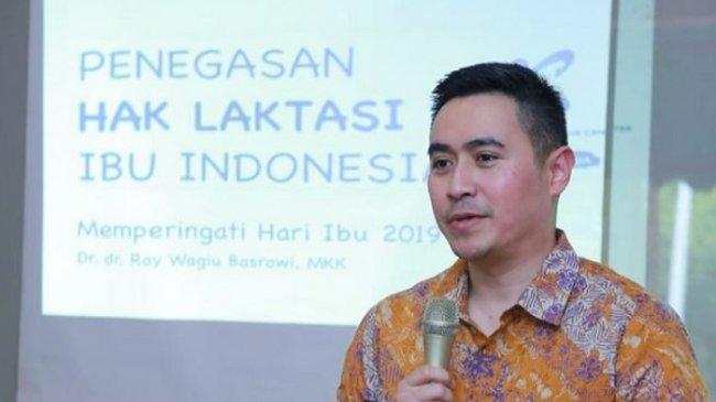 Peduli Ibu Pekerja dan Anak, Dr Ray Wagiu Basrowi Kembangkan Model Laktasi di Tempat Kerja