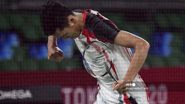Hasil Perempat Final Piala Thomas 2021: Jonatan Christie Penentu Indonesia Lolos Semifinal