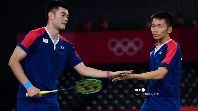Raih Prestasi Olimpiade Tokyo 2021, Lee Yang/Wang Chi-lin dan Tai Tzu Ying Disambut Bak Pahlawan