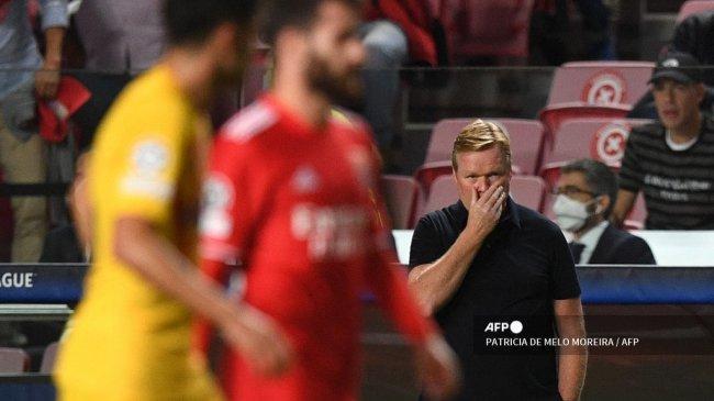 Liga Champions: Barcelona Haram Kalah, Laga Hidup Mati Blaugrana & Optimisme Aguero