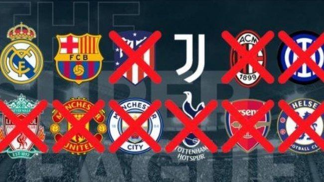 Juventus Tak Takut Ancaman Sanksi UEFA soal Larangan Tampil Liga Champions