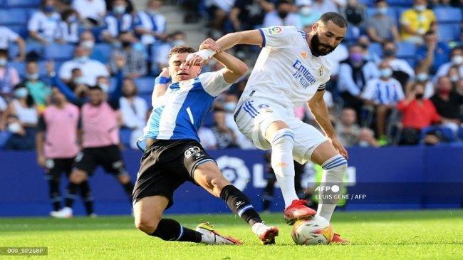 Hasil Liga Spanyol, Rekor Tandang Real Madrid Pupus, Posisi Los Blancos Terancam Atletico