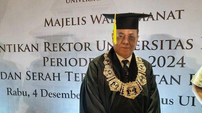 Legislator PDIP: Rektor UI Harus Memilih Menjadi Rektor atau Komisaris BUMN