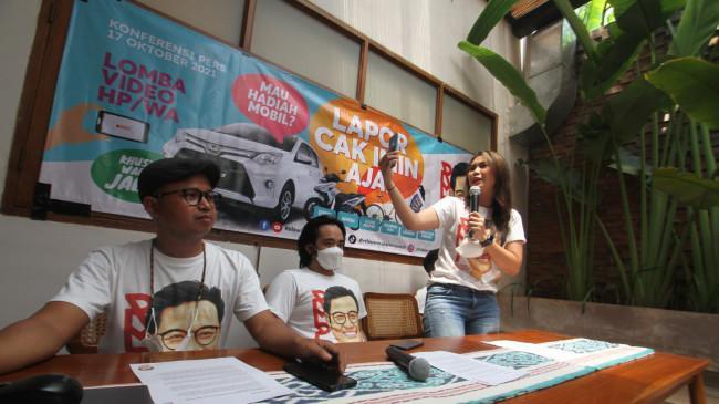 Ajak Publik Bijak Pakai Media Sosial, Relawan Muhaimin Peduli Garap Lomba Berhadiah Mobil