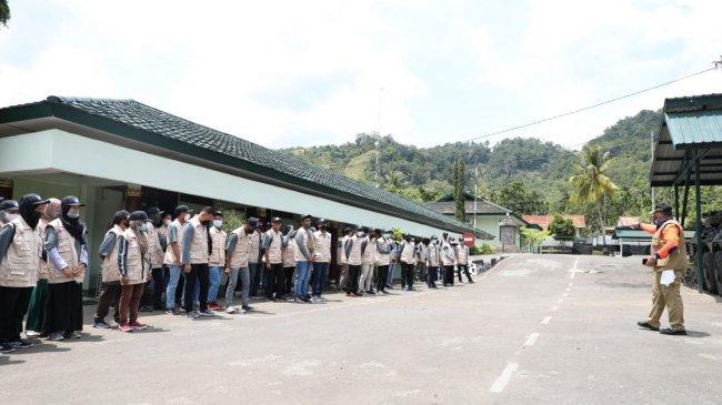 BNPB Kerahkan Relawan Penguat Disiplin Prokes Jelang PON XX Papua