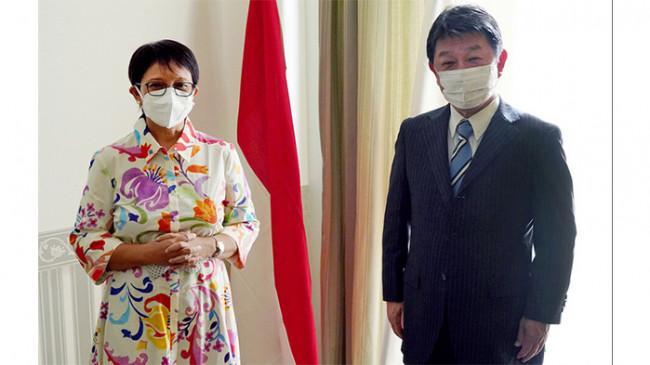 Jepang Pertimbangkan Beri Bantuan Obat Terapeutik untuk Tangani Covid-19 di Indonesia
