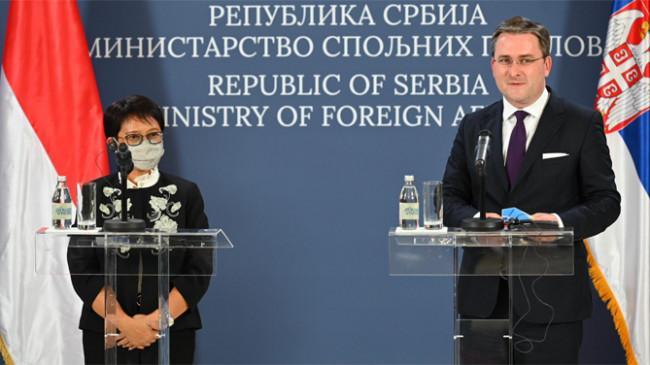 Indonesia-Serbia Sepakati Pengakuan Sertifikat Vaksin Covid-19 Antar Kedua Negara
