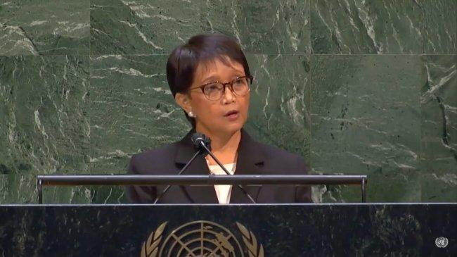 RI Dorong Utusan Khusus ASEAN Segera Lakukan Kunjungan ke Myanmar