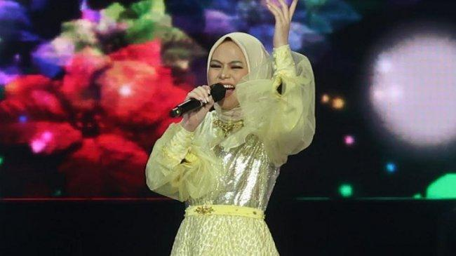 Rezki Ramdani Asal Mamuju Juara Rising Star Indonesia Dangdut