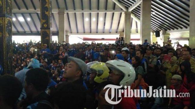 Yang di Malang dan Sekitarnya, Ini Rute Arak-arakan Juara Arema FC