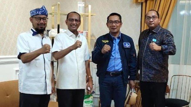 Rekat Indonesia Apresiasi Ridwan Kamil Dapat Bawa Jabar Juara Umum PON Papua