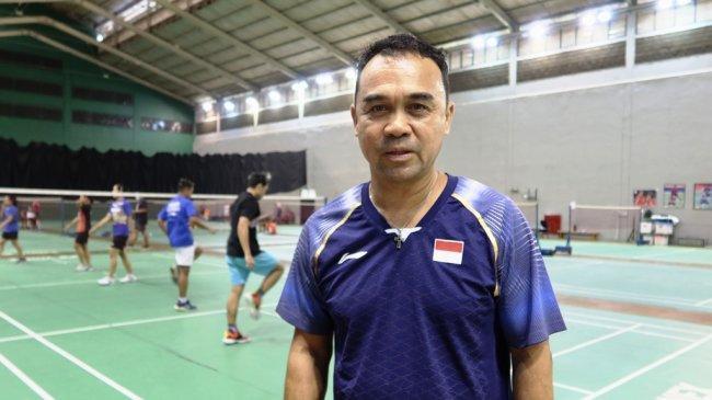 Rionny Mainaky Harapkan Pebulutangkis Indonesia Tampil Maksimal di Sudirman Cup 2021