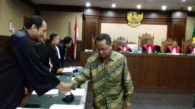 Jaksa KPK Yakin Sekjen Kemendes PDTT Terlibat Suap