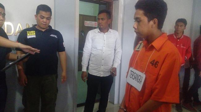 Petugas Kebersihan Kampus Takut Tahu Roy Bunuh Dosen di Toilet