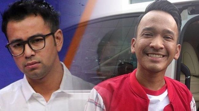 Raffi Ahmad dan Ruben Onsu Masuk Nominasi Indonesian Television Awards 2021