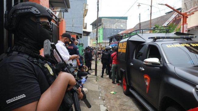 Polri: 31 Teroris Jaringan JAD Ditangkap di Makassar