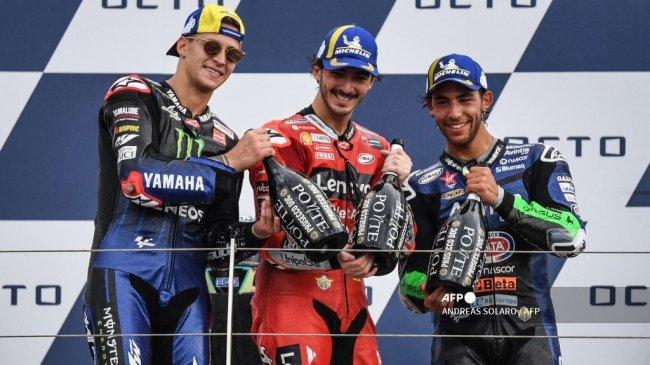 Bagnaia Gagal Juara Dunia MotoGP 2021, Catatan Spesialisasi Ducati Era Dovizioso Belum Tamat