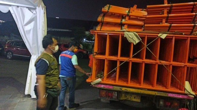 Ditargetkan Beroperasi Seminggu Lagi, Rusun Pasar Rumput Jadi Lokasi Isolasi Mandiri Covid-19