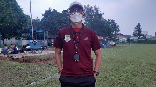 Pelatih Persikota Tangerang: Yang Penting Kompetisi Berjalan dulu