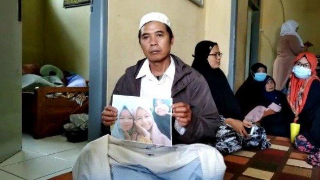 Ayah Siswa Korban Susur Sungai MTs Harapan Baru Ungkap Sikap Anaknya yang Tidak Biasa