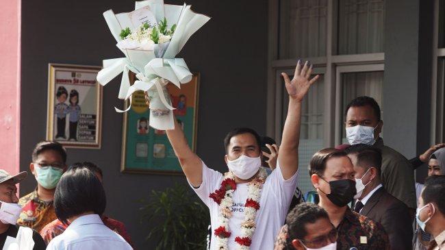 Saipul Jamil Bebas Murni Setelah Terima Remisi 30 Bulan, Ini Kata Kalapas Cipinang